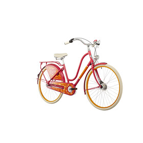 Electra Amsterdam Fashion 3i Stadsfiets Dames roze